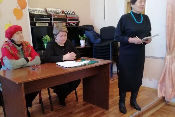 круглый стол со специалистами Центра социальной обслуживания населения г. Юрги