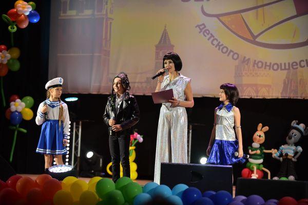 Конкурс детско-юношеского творчества «Земля Талантов»