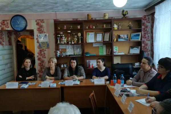 Специалисты разных организаций в Анжеро-Судженской МО ВОС