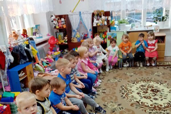 Воспитанники детского сада №8 «Василек»