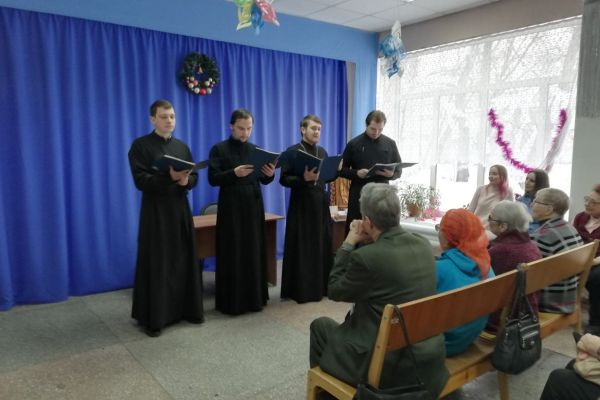 Служители собора