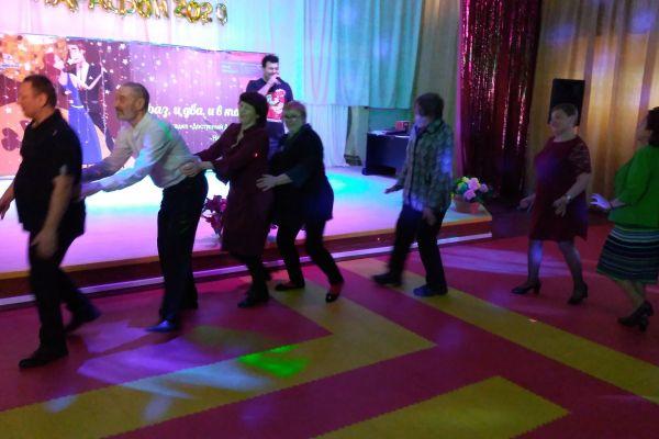 дискотека «Disco-dance»
