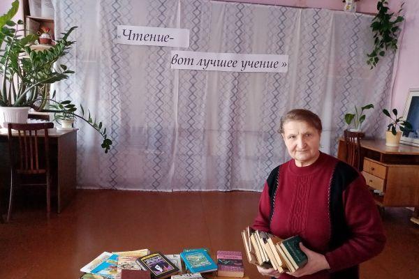 Книги в дар. Иванова Л.Д.