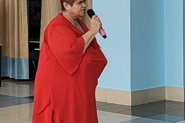 Галина Бочарова