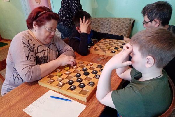 турнир шашки