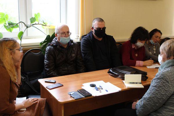 Образовательный инструктаж команды проекта «Реабилитационный интенсив»