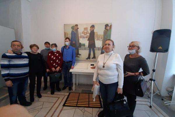 выставка «Чувство живописи»