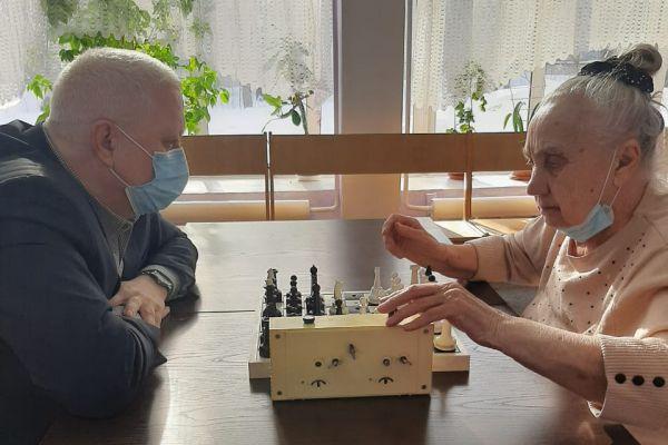 игра в шахматы - Новокузнецк 2021