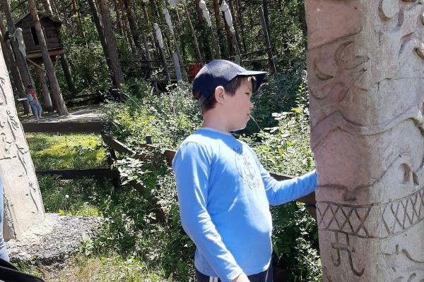 Экскурсия в Музей-заповедник «Томская Писаница»