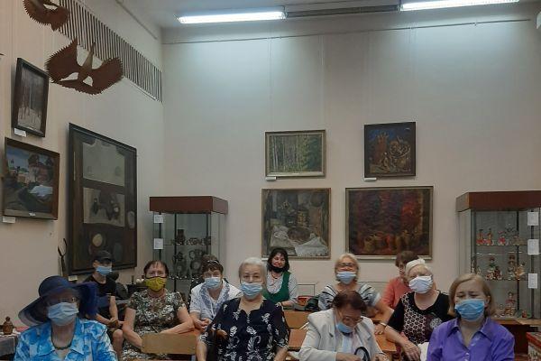 экскурсия в Новокузнецкий художественный музей