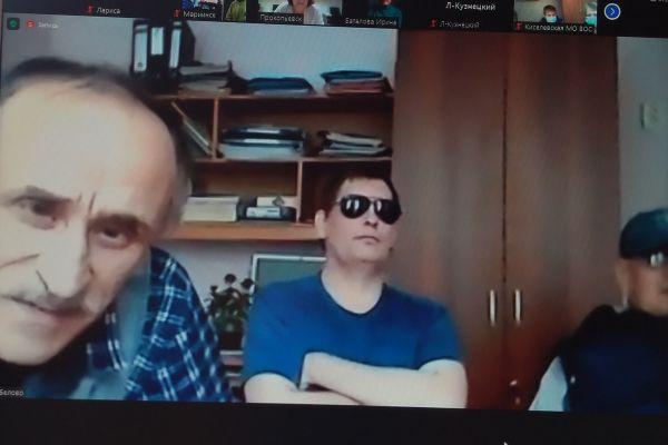 Первая игра осеннего сезона знатоков Кузбасса ВОС