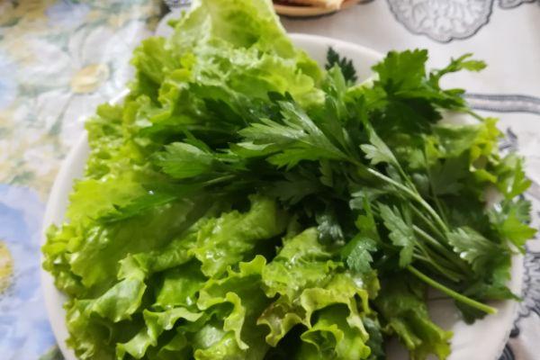 зелень от Юлии Егич